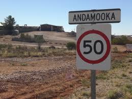 Andamooka - Andamooka