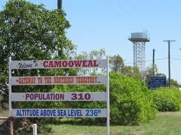 Camooweal - Camooweal