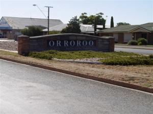 Orroroo - Orroroo