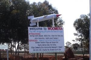 Woomera - Woomera