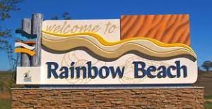 Rainbow Beach - Rainbow Beach