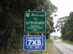 Strahan - Strahan