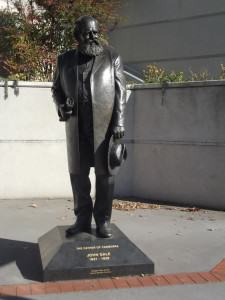John Gale, the 'Father of Canberra'