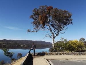 John at Googong Foreshores