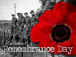 Remembrance Day -